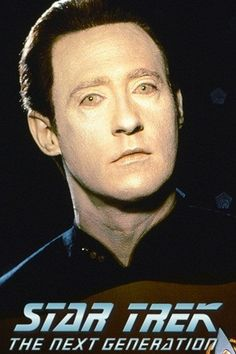 Star Trek : TNG ... Data
