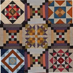 Sew'n Wild Oaks Quilting Blog: Country Corners Setting