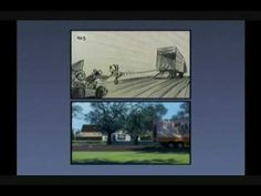 Toy Story - Storyboarding