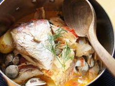 魚の出汁を極め本格ブイヤベースを作ろう!