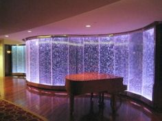 Bubble Wall...I'd love one of these!