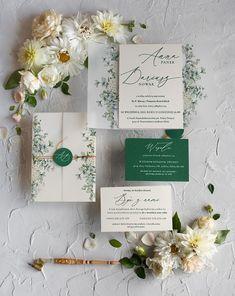 znajdz zaproszenia po kolorze zielony 06premiera/owb/z Place Cards, Place Card Holders, Boho, Bohemian, Bohemian Decorating