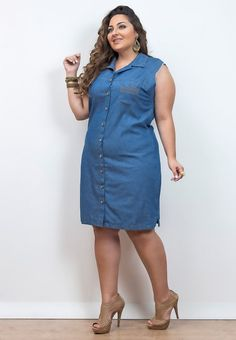 Plus Size Dress Outfits, Plus Size Summer Dresses, Casual Dresses, Fashion Dresses, Big Size Fashion, Fat Fashion, Curvy Fashion, African Dresses For Women, African Wear
