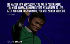 There are a lot of inspiring things which we can learn from the founder of Alibaba; Check out the 42 inspirational Jack Ma Quotes. Oprah Quotes, All Quotes, Best Quotes, Motivational Quotes, Life Quotes, Awesome Quotes, Qoutes, Career Quotes, Business Quotes