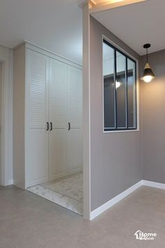Diy Interior, Apartment Interior, Room Interior, House Entrance, Entrance Hall, Condo Design, Facade House, Windows And Doors, Second Floor