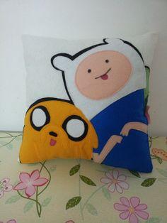 Handmade Adventure Time Finn and Jake Party by RbitencourtUSA, $24.95