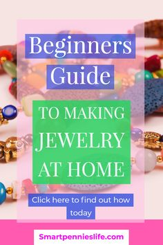 Beginners Guide to Jewelry to make at home. Basics to making beaded, wire jewelry and information on tools required check this post out today. Painted Mason Jars, Mason Jar Diy, Mason Jar Crafts, Diy Hanging Shelves, Diy Wall Shelves, Diy Home Decor Projects, Diy Projects To Try, Make Your Own Jewelry, Jewelry Making