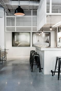 Galería de Restaurante Usine / Richard Lindvall - 15