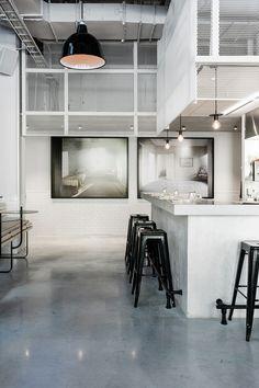 Galería de Restaurante Usine / Richard Lindvall - 15