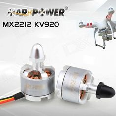 MARSPOWER KV920 Self-locking 4-Axis Motor - White. Use: Dajiang DJI Wizard 1/2 F330 chassis F450 F550 chassis rack; Multi-axis aircraft axis, six-axis, etc. Applicable blades: Recommended DJI9443 self-locking paddle! Or use a 8-12 inch models paddle; New Benefits: 1, the motor shaft using the integrated design, more effective protection of the motor shaft. 2, using a new type of paddle seat design, more stable, easier to disassemble. 3, using a 0.2mm core, lower load temperature efficiency…