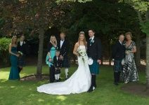 Premier Wedding Planners Scotland co-ordinate unique & bespoke Scottish weddings. Call if you are looking to have a romantic castle wedding in Scotland or . Pimms And Lemonade, Groom Dress, Bride Groom, Summer Wedding, Wedding Planner, Scotland, Romantic, House, Dresses