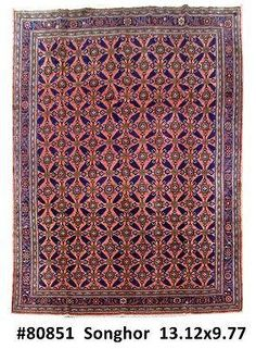 #amber 10x13 Sarouk Previously Owned Artistic Weavers Handmade Persian Carpet Rug. #furniture Sarouk Genuine Handmade 10' x 13' Area Rug, exact dimensions of this carpet are 9' 9'' x 13' 2'' (400x298 cm). This Original home decor floor covering was made by the hands of artistic skilful weavers inspired by ancient designs. Persian Sarouk-Handmade in Iran The Sarouk is known for the traditional and classic floral design. It nicely blends with hardwood flooring and wooden furniture.