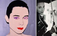 Tina Chow/Warhol