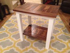 Neat little table