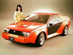 Ford Mustang RSX Concept 1980