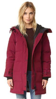 CANADA GOOSE Shelburne Parka. #canadagoose #cloth #dress #top #shirt #