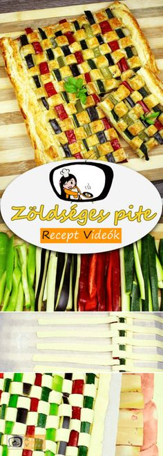 Food And Drink, Pie, Bread, Pies, Ham And Cheese, Fast Recipes, Side Dishes, Easy Meals, Simple Recipes