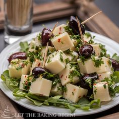 Marinated Cheese Appetizer Recipe December 6, 2015 By: Marina | Let the Baking Begincomment