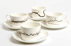 cups and saucers | Fresh Design Blog