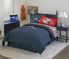 Find New England Patriots Bedding Including Comforters Sheets And A