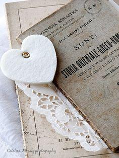 white heart  ❥