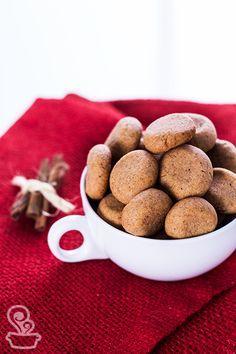 Receita fácil de biscoitinhos de canela do Naminhapanela.com   Receitas e Gastronomia