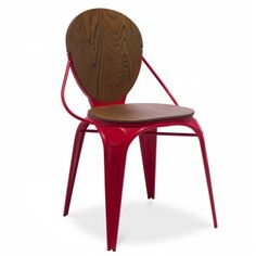 ff1 chair designed by alexandre arazola monobloc injected pc chair
