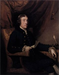 Mr. James Bourdieu, 1765	-  		Joshua Reynolds
