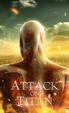 27 of the Best Attack On Titan Fan Made Posters | EAT GEEK PLAY