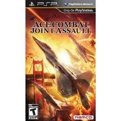 NEW Ace Combat Joint Assault PSP Videogame Software * More info could be found at the image url.