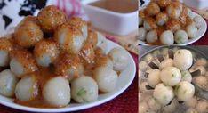 Resep CARA MEMBUAT CILOK BUMBU KACANG YANG ENAK Food Cakes, Potato Salad, Cake Recipes, Potatoes, Cooking, Ethnic Recipes, Cakes, Kitchen, Recipes For Cakes