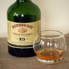 Easy Drinking: Redbreast Unblended Irish Whiskey - www.yumsugar.com