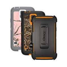 Samsung Galaxy S5 OtterBox Realtree Camo Defender Series Case by OtterBox | Galaxy S5 Cases