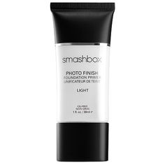 Photo Finish Foundation Primer - Smashbox | Sephora. I finally got to try this and I love how it helped my makeup go on smooth and last all day. :)