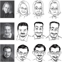 lenn redman how to draw caricatures pdf