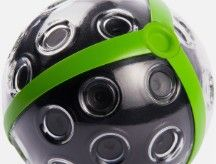 Panoramic ball camera | #TreatYoSelf | #ParksandRec