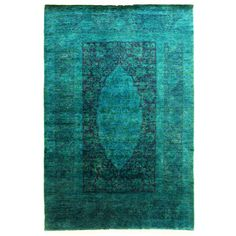 GREEN/GREEN OVERDYED RUG 6.2X8.10 - Styles - Rugs - HD Buttercup Online – No Ordinary Furniture Store – Los Angeles & San Francisco