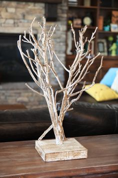 Sara's Kitchen Tour: Part 1. Twigs DecorTree ...