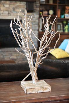 Single Twig Decor