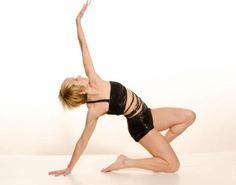 Choreographer Leanne Rinelli.