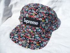 Supreme Spring Floral Black Hat Cap Snapback Strapback Obey Dgk Diamond Supply by Supreme, http://www.amazon.com/dp/B00D7LJ3VG/ref=cm_sw_r_pi_dp_qLBWrb15HQ6ET