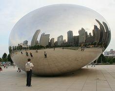 Bean or Egg - Chicago, Illinois