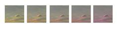 Solita Nubes que no Ves Fotografía en pequeño Formato  2011