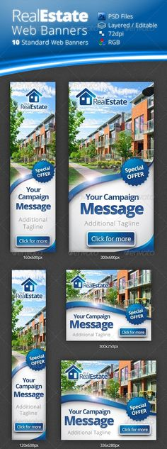 real estate banners web pinterest banners real estate and ads