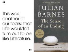 The Sense of an Ending by Julian Barnes | 46 Brilliant Short Novels You Can Read In A Day