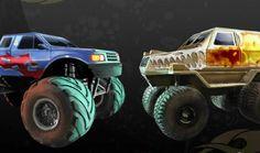 How to Play Monster Trucks Nitro II #stepbystep