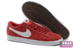 Now Buy Nike Blazer Premium Retro Womens Red White Snake Grain Shoes Online  Save Up From Outlet Store at Footlocker. 2eb642f701c