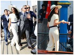 Things Amal Alamuddin Probably Owns Because She's the Most Woman