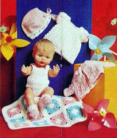 Knitting Patterns For Baby Dolls Clothes Doll Threadsnstitches. Knitting Patterns For Baby Dolls Clothes Ba Doll Clothes Knitting Pattern Dolls Nighti. Knitting Dolls Clothes, Baby Doll Clothes, Knitted Dolls, Doll Clothes Patterns, Crochet Dolls, Doll Patterns, Clothing Patterns, Baby Dolls, Crochet Blanket Patterns