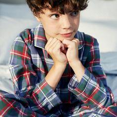 afda95497dfa Christmas Check Flannel Pyjamas (1-12yrs)
